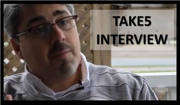 Take5 Interview Sam Fiorella