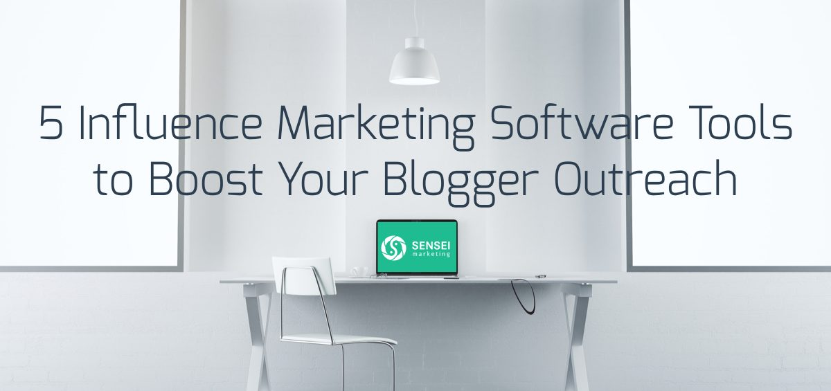 influence marketing software tools