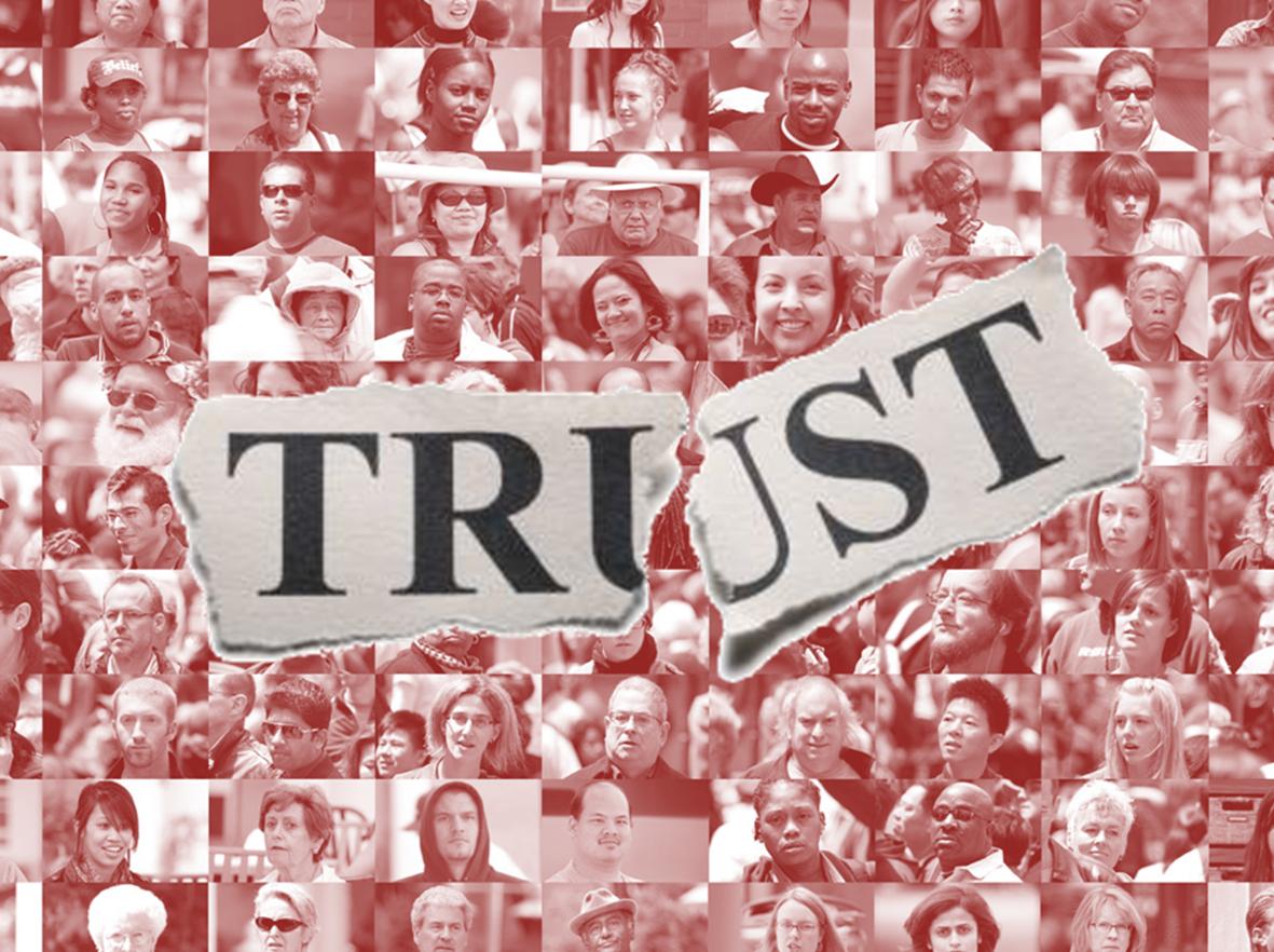 Social Media Broken Trust