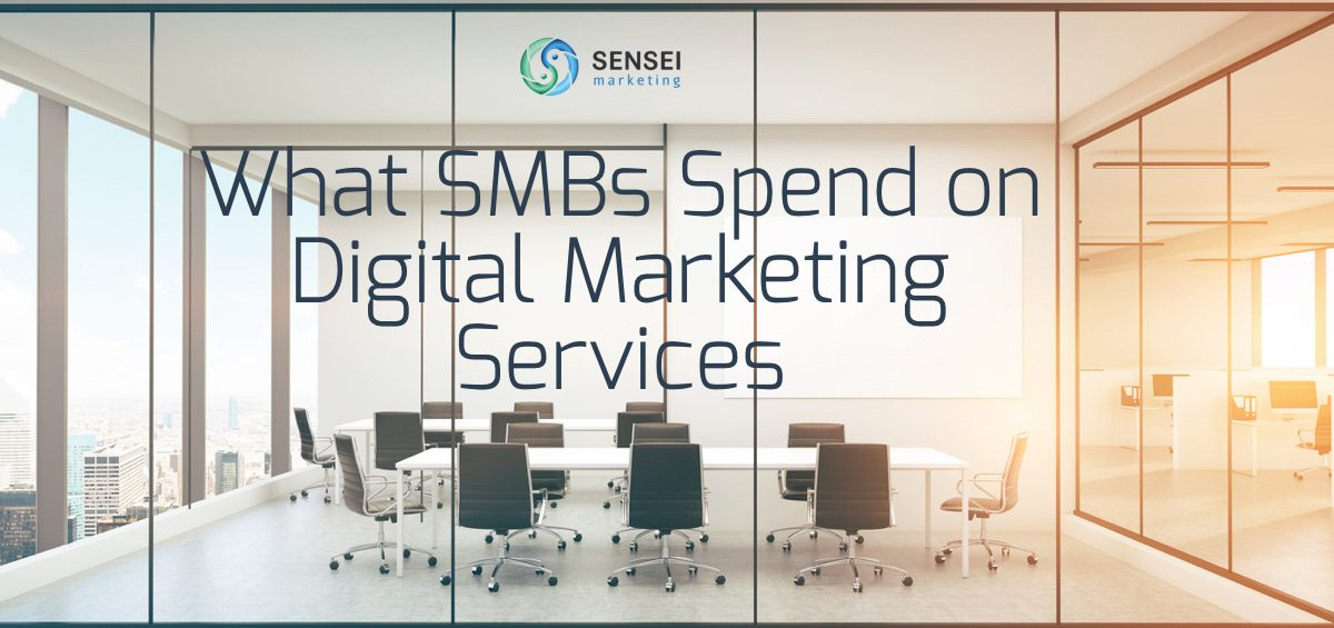 What SMBs Spend on Digital Marketing Services