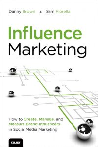 influence marketing book