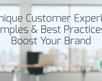 10 customer experience examples and best practices