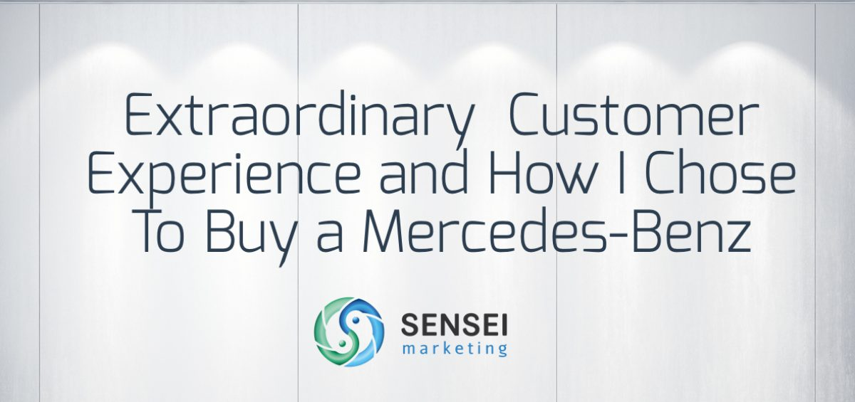 mercedes benz customer experience