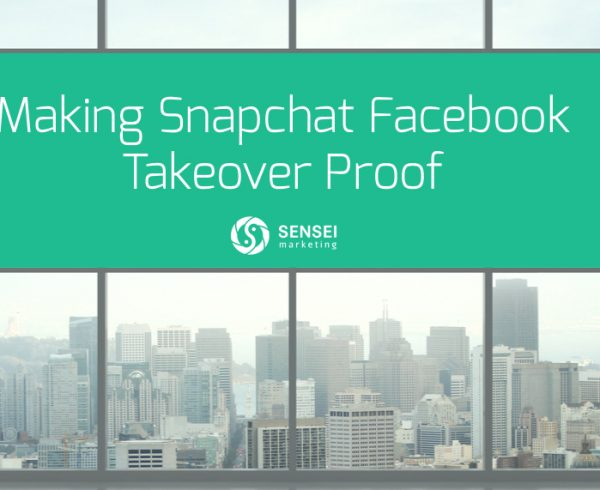 snapchat facebook takeover