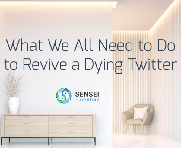 how to revive twitter